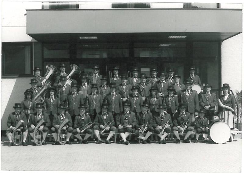 75 jähriges Gründungsfest 1984