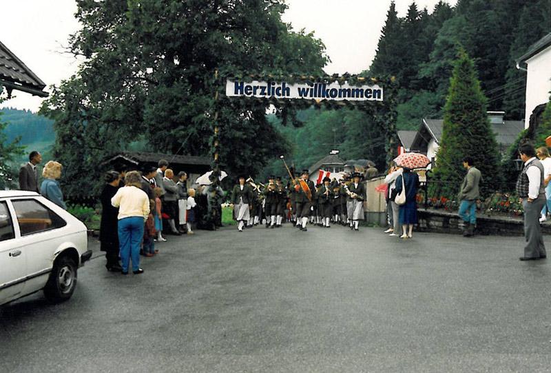 Trachtenfest Plainfeld 1987